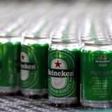 Heineken køber 40 pct. af Kinas største bryggeri