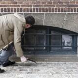 Køberen af en ejerlejlighed har muligvis tabt i kælderrumslotteriet.