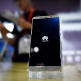 Huawei overhaler Apple i mobilræset