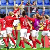 Det Svenske Fodboldforbund anker ikke til Den Internationale Sportsdomstol i sagen om den aflyste kvindelandskamp. Danmark slipper med bøde og et 0-3-nederlag.