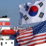 Ud over skiløb og medajler har mange udenlandske mediers dækning af det kommende vinter-OL handlet om de politiske spændinger, der hænger i luften på den koreanske halvø.