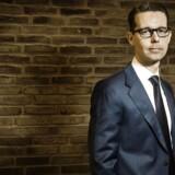 Økonomi-direktør i Danske Bank fra 1. april 2016, Jacob Aarup-Andersen