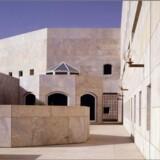 Udenrigsministeriet i Riyadh, som Henning Larsen tegnede i 1982-84. Foto: Henning Larsens hjemmeside