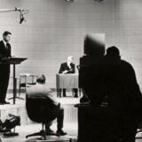 Den første tv-transmitterede præsidentvalgsdebat nogensinde var mellem Richard Nixon og John F. Kennedy. Kennedy fremstod knivskarpt, mens Nixon derimod var bleg - og svedende.