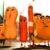 »Sausage Party« er den første mainstream-animationsfilm, der er blevet forbudt for børn i USA. PR-foto
