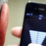 GN Hearing var den første høreapparatproducent i verden, der fik prædikatet Made for iPhone på sine høreapparater. Arkivfoto.
