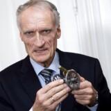 Venstreveteranen Bertel Haarder (V) opgiver it jobbet som generalkonsul i Flensborg, som han ellers var tilbudt af regeringen. Foto: Keld Navntoft/Scanpix 2016