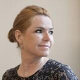 Arkivfoto. Inger Støjberg. Udlændinge- og integrationsminister.