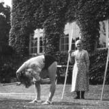 Kaptajn Jespersen-gymnastik er et af de kurser, man kan gå til på aftenskole.