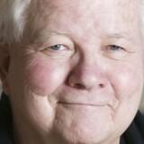 Censor og tidligere administrerende overlæge Poul Jørgen Ranløv.