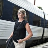 Pendler-case: Tina Schrøder Lindsel, Aalborg Banegård
