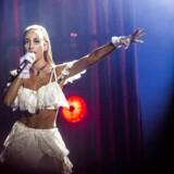Danish Music Awards lørdag aften i Forum: Medina
