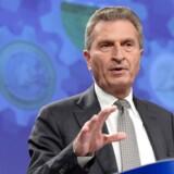 Arkivfoto. Vi må sikre, at et farvel til den britiske rabat fører til et farvel til andre rabatter, siger EU-kommissær.