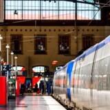 Arkivfoto. Franske sikkerhedsfolk har skudt og dræbt en mand på Marseilles togstation, efter at han gik til angreb på folk med en kniv, rapporterer tv-stationen BMF ifølge Reuters.