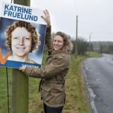 Arkivfoto: Den tidligere håndboldspiller på det danske kvindelandshold Katrine Fruelund fortsætter sin politiske karriere i Randers.
