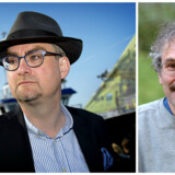 Søren Pind og Peter Harder.