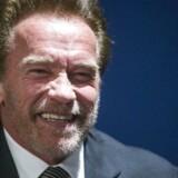 Arnold Schwarzenegger - til kamp for en klimaaftale - ikke bare for klimaet skyld, men lige så meget for miljøet.