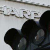 Der er blevet rødt lys for salget af den japanske TV-producent Sharp. Foto. Yuya Shino, Reuters/Scanpix