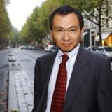 Arkivfoto. Francis Fukuyama, Professor i Public Policy ved George Mason University, 2002
