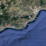 En dansk mand er anholdt i Spanien - mistænkt for drab.