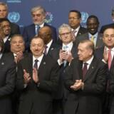 Verdenstopmødet i Istanbul er det første med fokus på det humanitære område nogensinde.