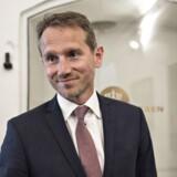 Arkivfoto. Kristian Jensen: »Vi havde ikke andet valg end at sælge« (Foto: Ida Guldbæk Arentsen/Scanpix 2017)