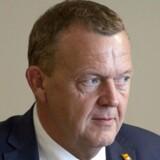 Lars Løkke Rasmussen. REUTERS/Darren Ornitz/Files