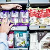 Salget af veganske produkter er stigende og især soyakød, kikærter og linser sælger rigtig godt, fortæller analysechef i Coop, Lars Aarup