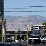 »Han spillede videopoker med høje indsatser,« siger Eric Paddock om Stephen Craig Paddock, som begik selvmord efter at havde dræbt mindst 58 i Las Vegas. Scanpix/David Becker