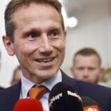 Arkivfoto. Kristian Jensen mener ikke, at Danmark skal betale mere ind til EU's budget fra 2021 og frem.
