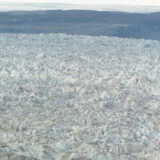 Indlandsisen i Grønland. Scanpix/Bjarke Ørsted