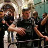 Ifølge israelsk spiontjeneste har en fransk konsulatansat smuglet 70 pistoler og to rifler til Vestbredden.