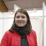 Sara Olsvig formand for IA (Inuit Ataqatigiit) har lykønsket Siumut, Socialdemokratiets søsterparti, med valgesejren. Hendes venstrefløjsparti IA står til en tilbagegang på 7,5 %.