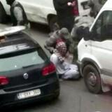 Salah Abdeslam blev anholdt fredag - kun fire dage før, at Bruxelles blev ramt af flere terrorangreb.