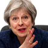 Medlemmer af Overhuset i det britiske parlament stemmer ja til flere brexit-beføjelser for parlamentet.