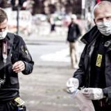 Politiet i gang med tekniske undersøgelser efter skyderierne på Nørrebro natten til torsdag.
