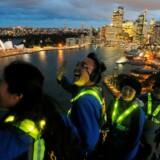 Arkivfoto. Ny og stram australsk lovgivning mod udefrakommende indflydelse skal bl.a. ses i lyset af Kinas forsøg på påvirkning.Det har medført, at folk af kinesisk afstamning, hvad enten de er indfødte australiere eller kommer fra folkerepublikken, i vide kredse betragtes med mistro. Foto: Jason Reed / Reuters