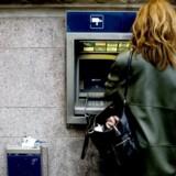 »På nuværende tidspunkt ligger det offentlige forbrug over niveauet fra før finanskrisen, men det private forbrug ligger under målt pr. indbygger,« siger Steen Bocian.