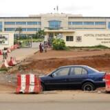 To danske naturfotografer stukket ned i Gabon