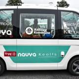Der blev testet førerløse busser i sommer under DGI landsstævnet. Nu kan førerløse busser også være på vej til Sjælland.