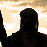 Seks mænd rejste ifølge anklager til Syrien for at tilslutte sig Islamisk Stat og lade sig oplære til at begå terror. Free/Colourbox
