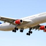SAS fly i Københavns Lufthavn - Scandinavian Airlines -