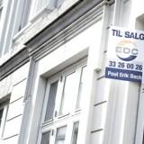 Huspriserne på boliger i København er eksploderet.