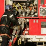 Politiet fik alarmen om branden i lejligheden klokken 02.54 (arkivfoto). Www.colourbox.com
