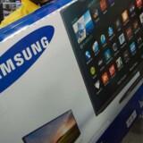 En opdatering af Samsungs smart-TV gik helt galt, men danskerne bliver ikke ramt. Arkivfoto: Paul J. Richards, Scanpix