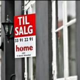 Lejlighed til salg i København.