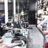 Danskerne har mindre råd til »shopping« end i andre lande.