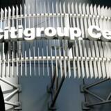 Arkivfoto. Citigroup.