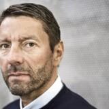Kasper Rørsted, administrerende direktør for tyske Adidas. Sted: Parken. København