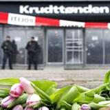 Angrebet på Krudttønden og efterfølgende på Den Jødiske Synagoge i København i februar er et af i alt tre terroranslag, som opregnes på en liste fra Det Hvide Hus.(Foto: Søren Bidstrup/Scanpix 2016)
